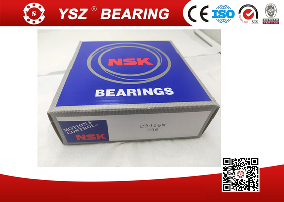 High Precision Thrust Spherical Roller Bearing Japan Brand NSK 29416 M 80x170x54 MM