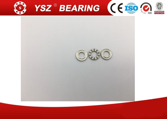 Small Size 5*10*4mm SS316 Material Thrust Ball Bearing Camera Equipment Bearing