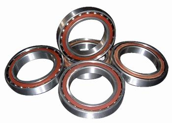 Single Row Angular Contact Ball Bearing 7030ACM For Printing Machines, Radial Load