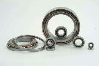 71920C / 71924C Single Row Angular Contact Ball Bearing For Back To Back Arrangements