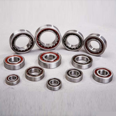 71826C / 71830C / 71832C Single Row Angular Contact Ball Bearing For Machine Tool Spindles