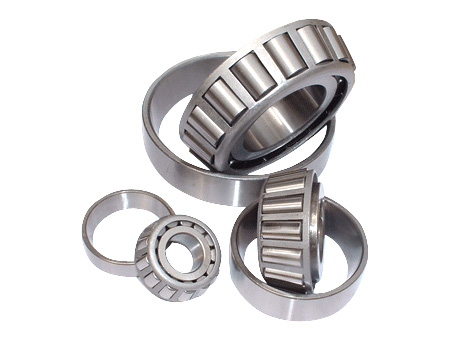 Steel Single Row Tapered Roller Bearings 30332, 27332 For Axial Load in One Direction