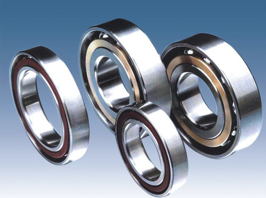 Radial Load Single Row Angular Contact Ball Bearings 71913C, 71915C For Printing Machines