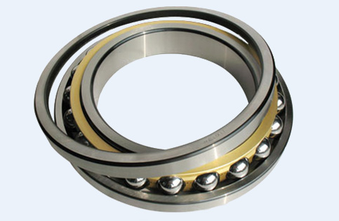 7200, 7202, 7203 Single Row Angular Contact Ball Bearing For Air Compressors
