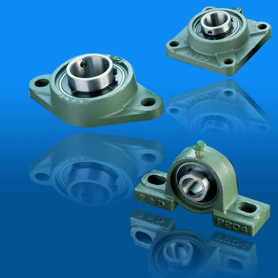 UCFCS207 Pillow Block Bearings With Sheet Steel Housings For Industrial Machines