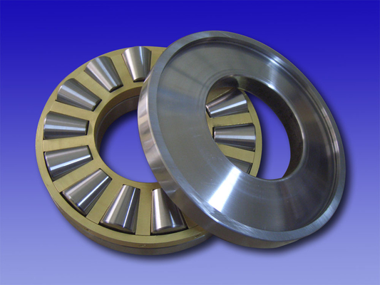 China Single Direction Cylindrical Roller Thrust Bearings 812 / 500 For Axial Loading supplier