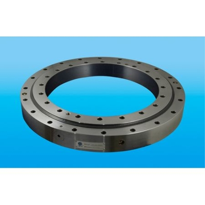 Single Row Four Point Slewing Ring Bearings Contact Ball External Gear For Port Machinery