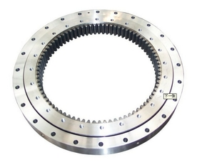 Single Row Slewing Ring Bearings of External Gear For Construction Machinery