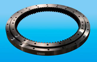 Single Row Slewing Ring Bearings of External Gear For Port Machinery