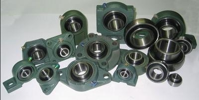 Pillow Block Bearings UCP318 With Cast Iron Pillow Blocks For Electricity Generators
