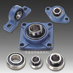 Pillow Block Bearings UCP320 With Cast Iron Pillow Blocks For Electricity Generators