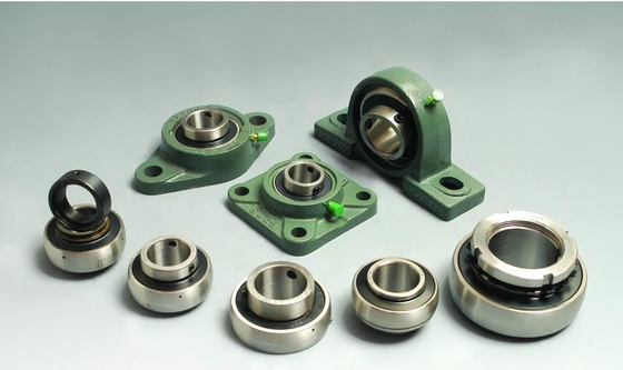 Pillow Block Bearings UCF324 With Sheet Steel Housings For Machine Tool Spindles