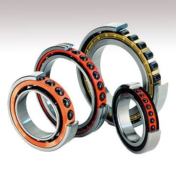 High Accuracy Single Row Angular Contact Ball Bearing For Carry Radial Load