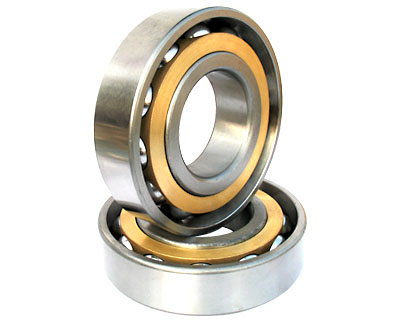 Durable Angular Contact Ball Bearing With Single Row For Axial Loading / Gas Turbine