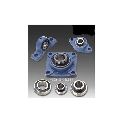 Pillow Block Bearings UCFCS209-26 With Sheet Steel Housings For Machine Tool Spindles