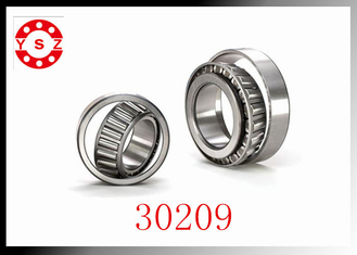 FAG OEM  Single Row Tapered Roller Bearings 30209 Agent ZWZ Low Noise