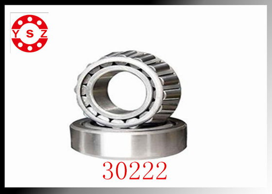 ZWZ 110 * 200 * 38 Single Row Tapered Roller Bearings 30222 Industrial Bearings