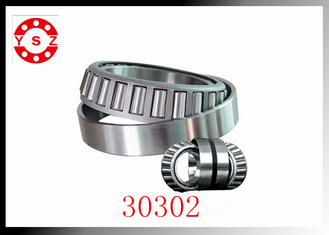 ZWZ 15 * 42 * 13 Tapered Roller Bearings 30302 Industrial Bearings