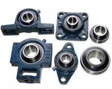 UCP206 Pillow Block Bearings With Cast Iron Pillow Blocks For Electricity Generators