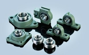 Pillow Block Bearings of Cast Iron Plummer Blocks UCFL 200 series UCFL206-17,UCFL206