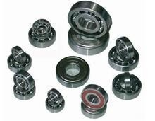 6220, 61821 Deep Groove Ball Bearings With Snap Ring Groove For Machine Tools
