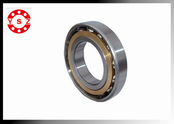 High Precision Gcr15 7200C Chrome Steel Bearings ABEC 3 ZWZ