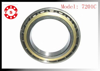 NSK Ball Bearings Chrome Steel Smooth Rolling High Precision 7201C