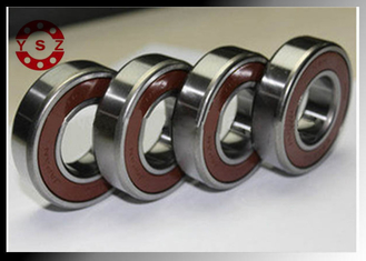 High Performance Car Ball Bearing 61824 - 2RS1 Metal Material P2 Precision