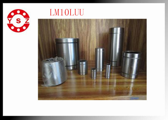 Stainless Steel Tracking Moving Bearing For Linear Motion Machines LM10LUU