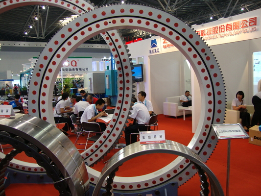 D797/380 Large crossed cylindrical roller slewing ring bearing ( 380 × 480 × 26 mm )