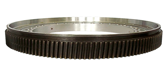 50Mn, 42CrMo Turntable bearing, gear ring / slewing ring bearings (1205x1595x220mm)