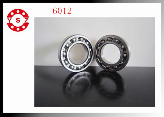 6012 High Precision Low Noise Ball Bearings With Deep Groove Structure