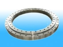 High Precise Slewing Ring Bearings with Flange - Non Gear ( OD 518 - 1198mm )