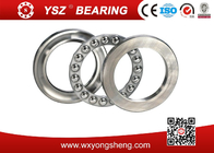 Thrust High Speed Bearings With Flat Seats , 51200 51201 51202 51203 51204