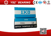 Japan Origin Ball Joint Bearings IKO PHS6R Textile Weaving Machinery Rod End Bearings