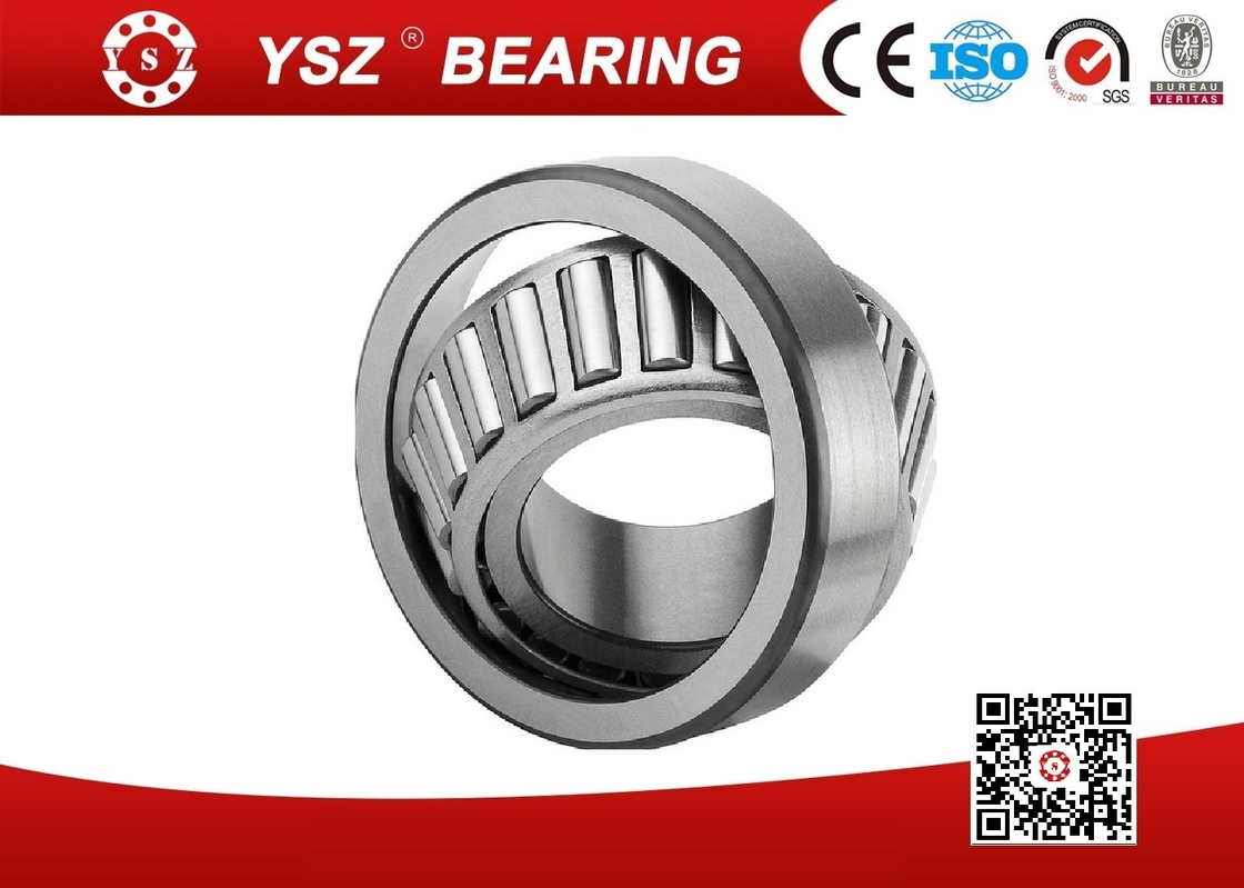High Precision  Metric Single Row Tapered Roller Bearings  09074/09195/QVQ494 For Motors