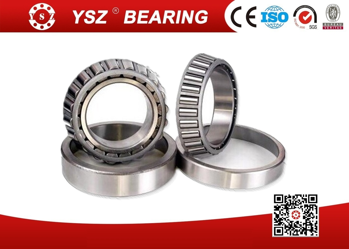 P6 P5 Chrome Steel Tapered Roller Bearings For Heavy Commercial Vehicles