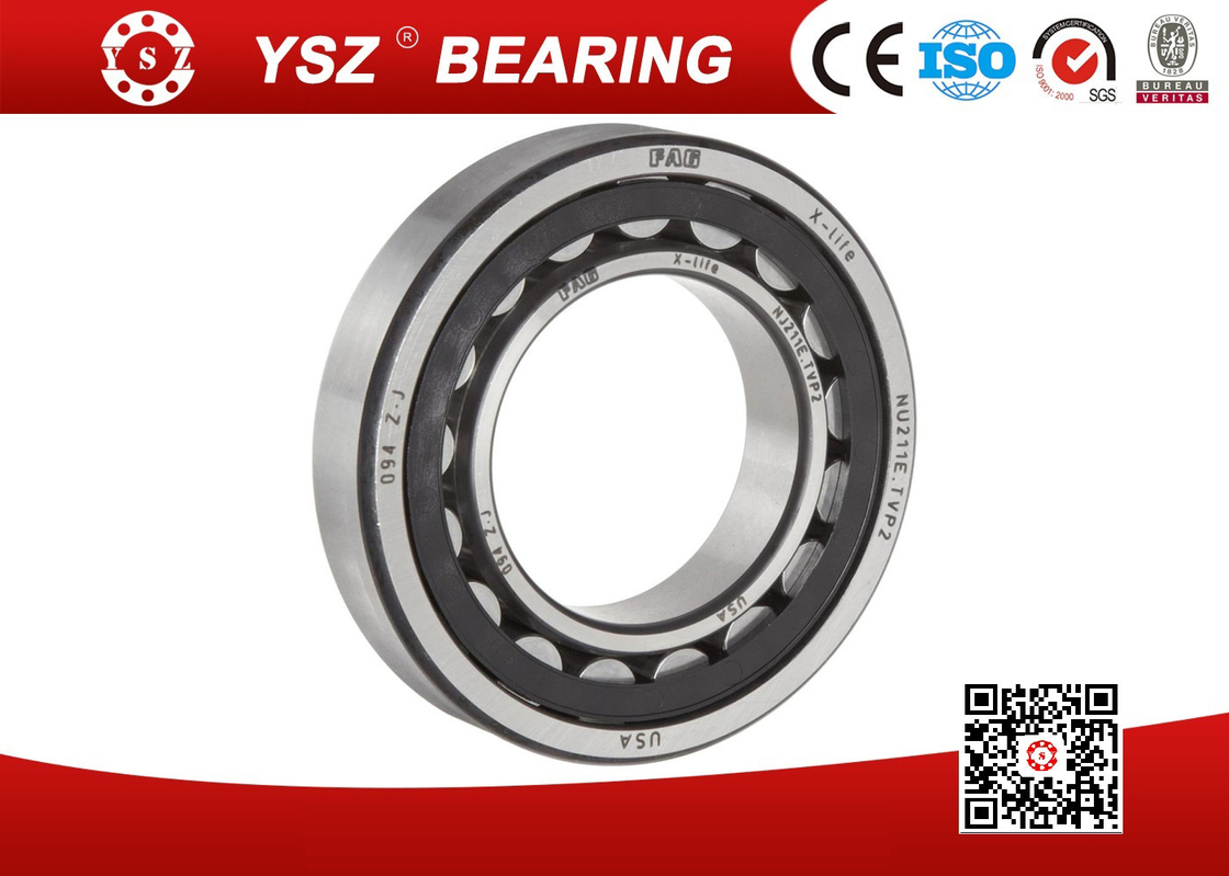 NU2309E Origin Cylindrical Roller Bearings ABEC-5 High