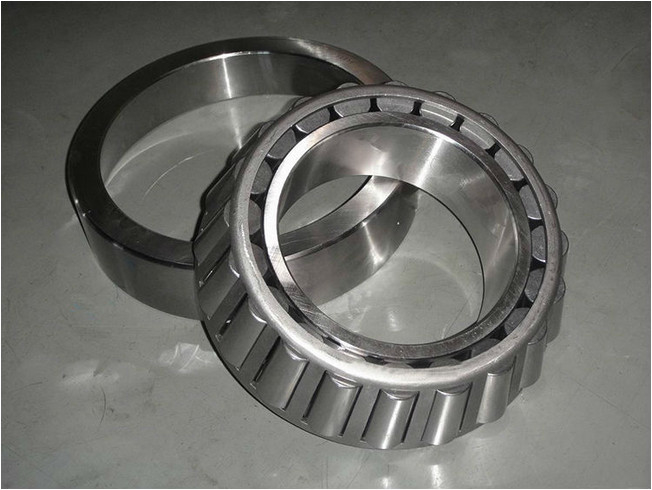 Stainless Steel Single Row Tapered Roller Bearings For High Speeds