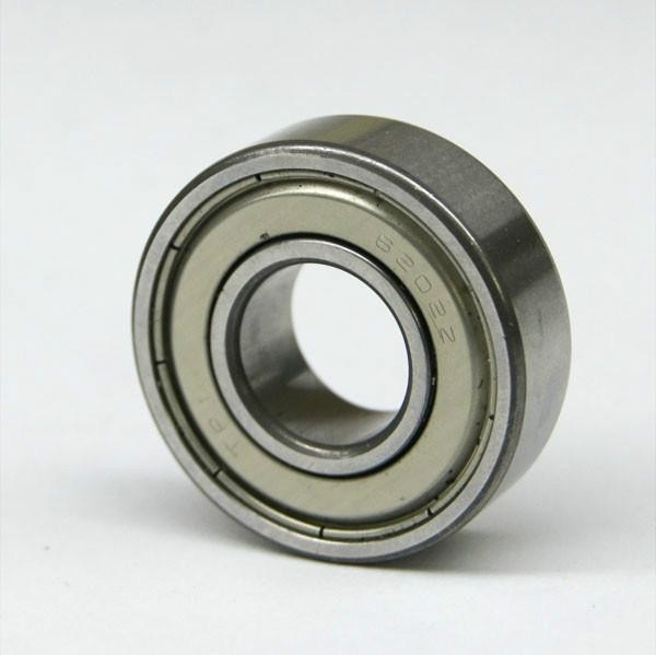 Carbon Steel Deep Groove Ball Bearings High-Rotating Speed For Motor Vehicle