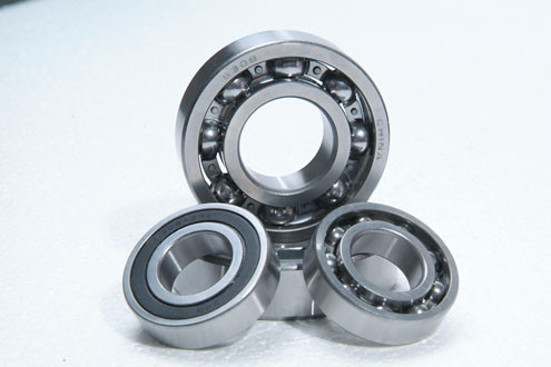 Low Noise Deep Groove Ball Bearings 10mm - 2690mm With Adjustable Crane Motor