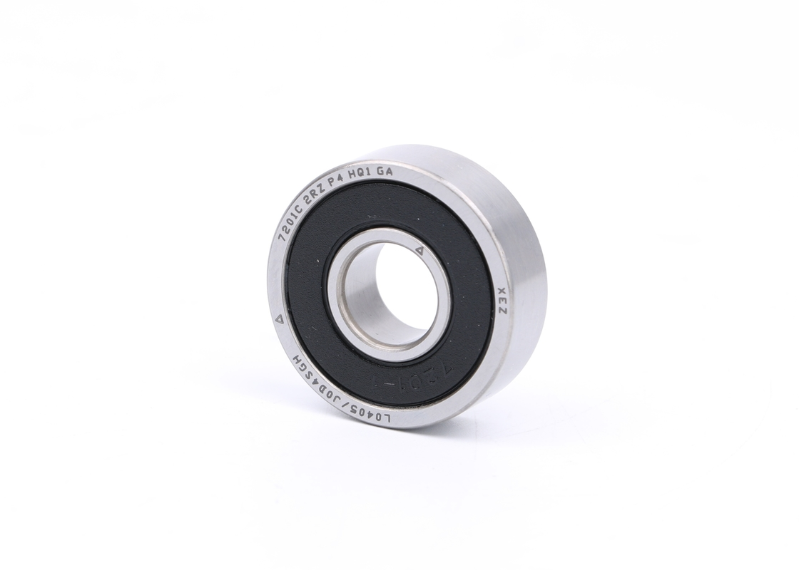 Angular Contact Ball Bearing Low Temperature Rise 7201C 7205C 7207C 2RZ HQ1