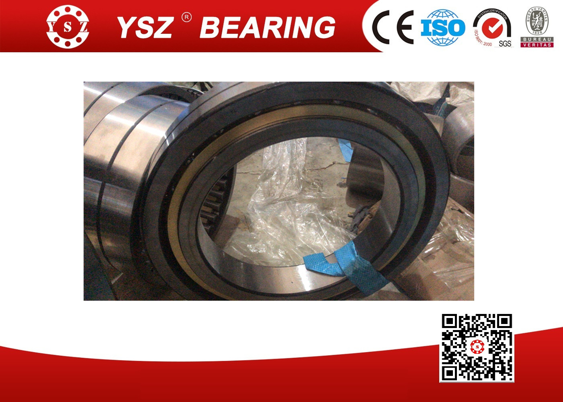 116168 (QJF1068) 340x520x82mm Four Point Angular Contact Ball Bearing For Rolling Mill Machine