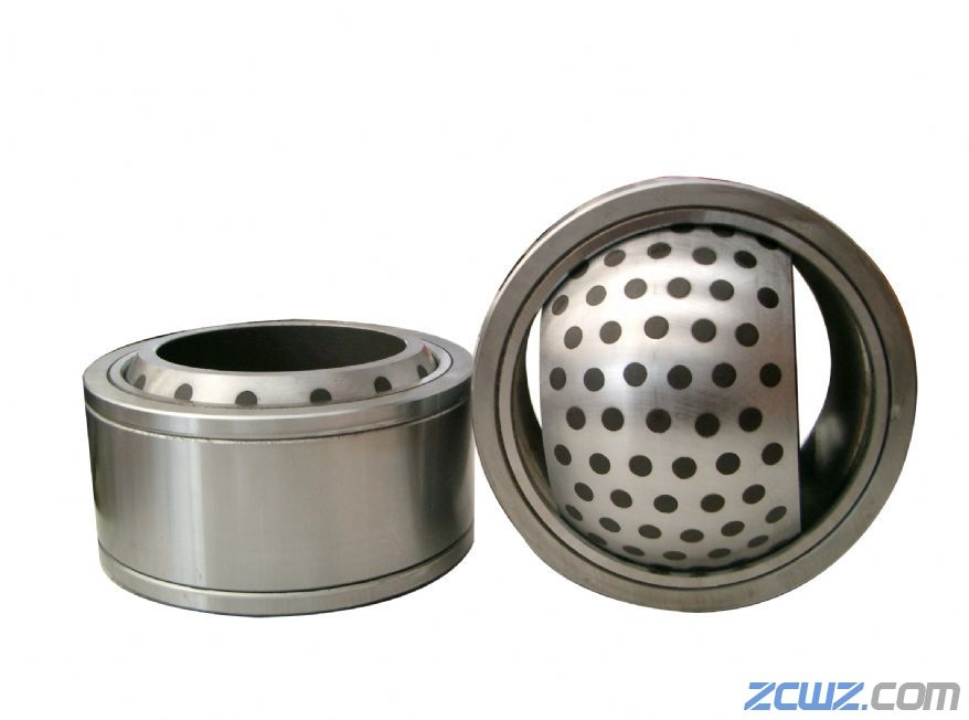 ball joint bearings ge35es ge45es with single slit outer oil