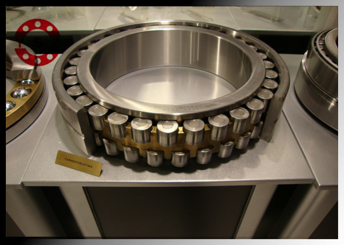 239 / 670CA / W33 ABEC3 Roller Bearing In Large Size Brass Cage Low Noise